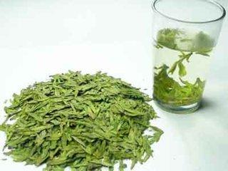 龙井茶的功效与作用图片