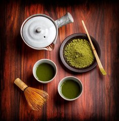 抹茶在日本的传入和发展