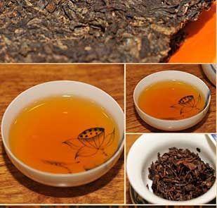 黑茶与普洱茶区别图片