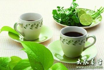 绿茶预防老年痴呆症