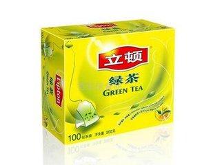 绿茶是一天或一年中每个部分的好饮料。这对你的思想有好处,它可以让你放松,同时让你精力充沛。立顿绿
