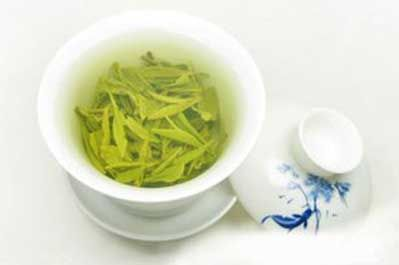 龙井是绿茶吗图片
