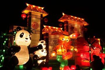 元宵节习俗图片