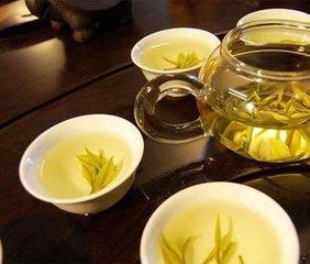 喝绿茶的最佳时间