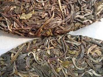黑茶老茶与新茶的区别