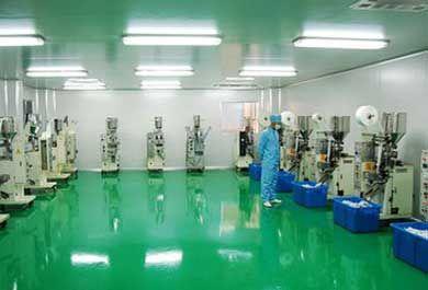 中国茶叶加工技术发展
