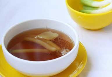 葱白茶的功效与作用