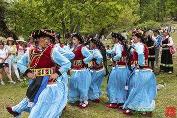 普米族情人节