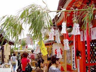 日本七夕节的习俗
