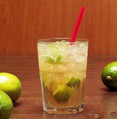 柠檬绿茶图片