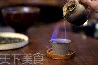 纳西族龙虎斗茶和盐茶