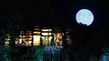 虎丘中秋夜图片