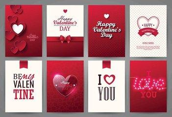 情人节卡片深受各年龄段人士的欢迎。所有年龄段都有情人节卡片。为自己选择一个情人节快乐卡片吧。
