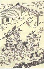 盂兰盆节与中国母亲节