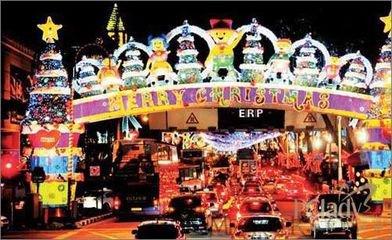 新加坡圣诞节