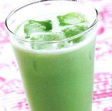 翡翠绿茶图片