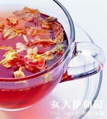 桂花茶的好处