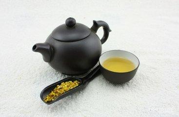 桂花茶的功效