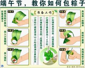 粽子的做法