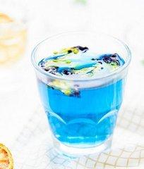 蓝蝴蝶花茶