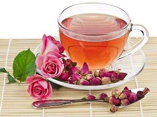 喝玫瑰花茶的好處