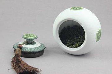 绿茶储存方法