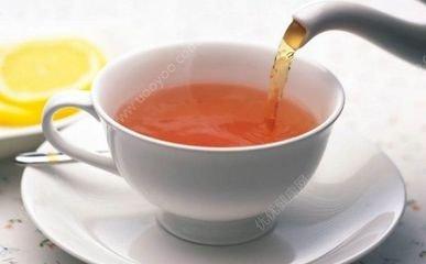 腹泻喝什么茶