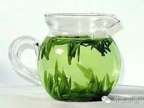 喝绿茶可长寿