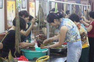 中国传统节日是构建和谐社会的粘合剂
