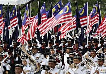 马来西亚国庆节