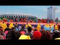 """冀南平原的漳河和滏阳河两岸,正月十五过元宵节时有""""过七河""""的风俗。这是当地人祈求丰收的民间活动。"""