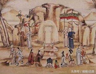 清明祭祖扫墓的历史发展