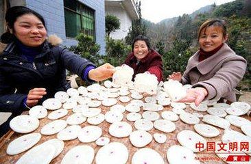 徽州清明节习俗