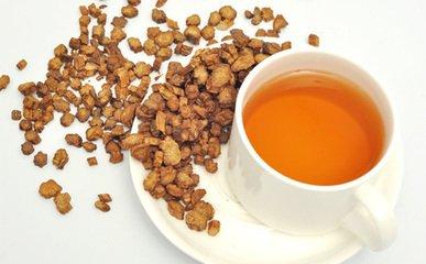 牛蒡茶的健康功效
