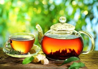 红茶减轻压力