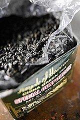 火药绿茶图片