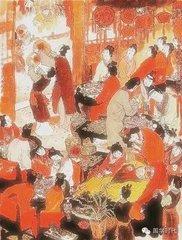《红楼梦》见证元宵节盛景图片