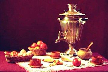 俄罗斯茶文化图片