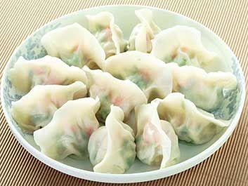 冬至吃饺子的由来图片