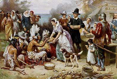 感恩节是几月几日