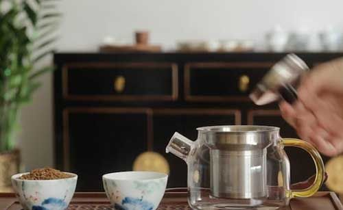 苦荞茶的功效与作用及食用方法