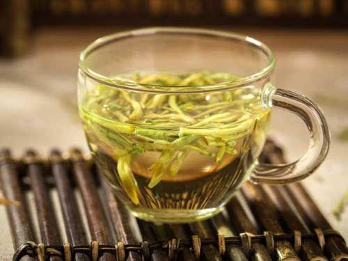 金银花茶的功效与作用