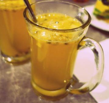 百香果茶有什么功效及作用?