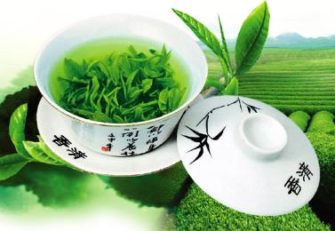 揭示绿茶神奇的美容功效!