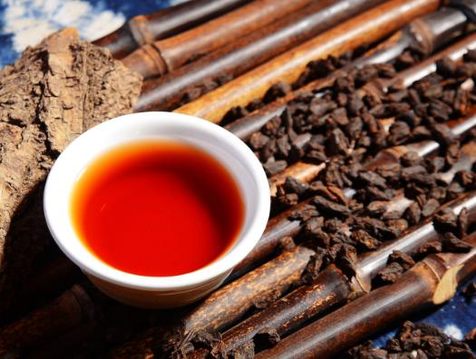 对普洱茶优点的介绍!