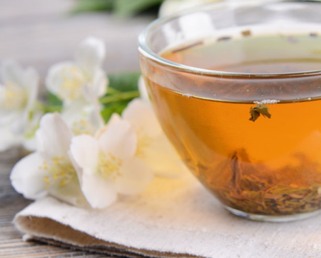 喝茉莉花茶对人体健康带来的益处!