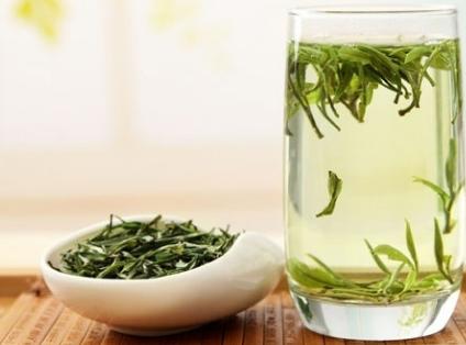 浅谈绿茶的药用价值?