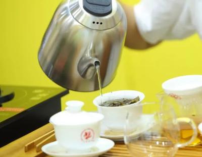 茶叶正确的泡法,你做对了吗?