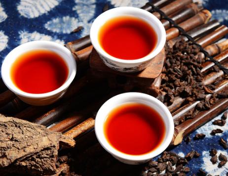 普洱茶具有美容养颜的功效!