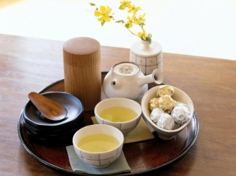 清洗茶具的方法!
